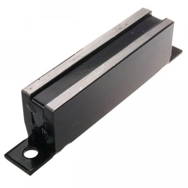 Sistema de im n 100x50x50 mm con placa base negro fuerza - Mosquiteras con imanes ...